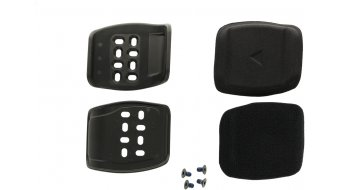 Profile Design F40 TT Injected Armrest Kit black