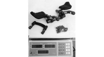 Profile Design T2+ DL aluminio elemento sobrepuesto Aero 26.0mm & 31.8mm negro(-a) 460 gr.
