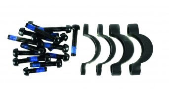 Profile Design Bracket Riser Kit black