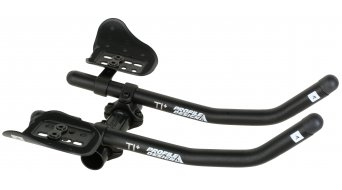 Profile design T1+ alluminio supporto aero 26.0mm & 31.8mm nero