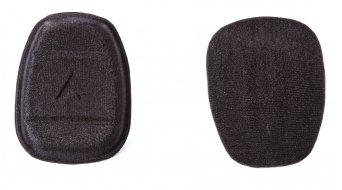 Profile design F35 Pads per Armauflage nero
