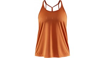 Craft Core Sence Strap singlet Top no sleeve ladies size M buff- MUSTERcollection