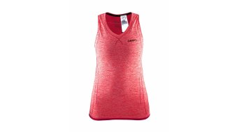 Craft Active Comfort V-neck singlet Top ladies no sleeve size L crush