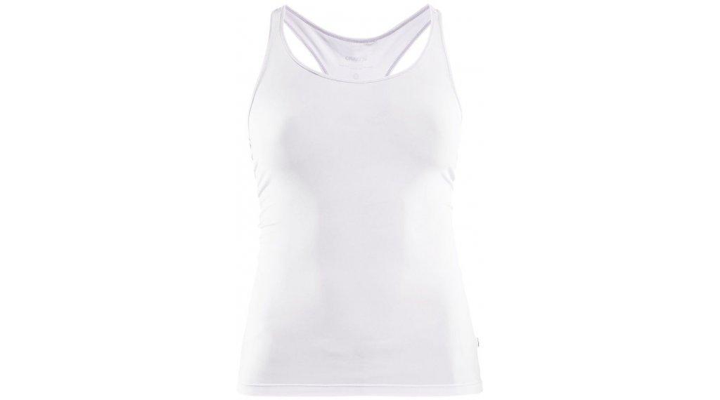 Craft Essential Racerback Singlet Top 无袖 女士 型号 XS white