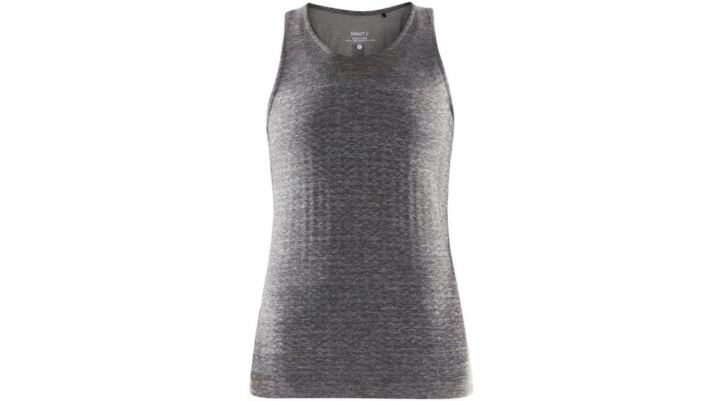 Craft Urban Run Fuseknit Light Singlet Top 无袖 女士 型号 XS dark grey melange