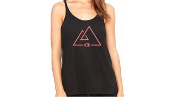CrankBrothers Horizon Slouchy Tank Top no sleeve ladies black