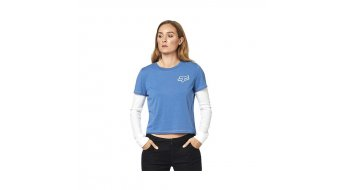 FOX Arm strong Top long sleeve ladies size S blue- Sample