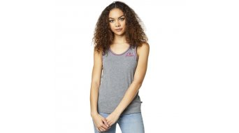 Fox Lapped Tank Top Damen heather graphite