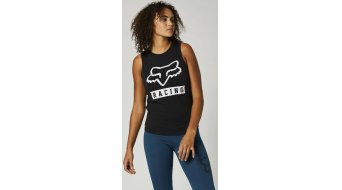 FOX Born and Raised Top no sleeve ladies size S black