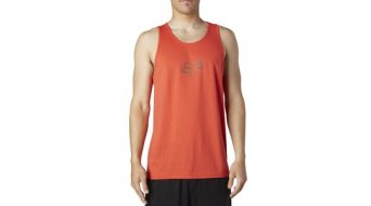FOX Electro Tank Top sans manches hommes-Tank Top premium Tank taille S orange