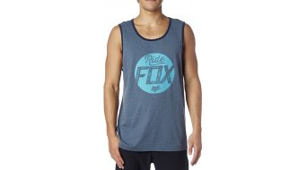 FOX Turnstile Tank Top no sleeve men-Tank Top premium Tank sulphur blue