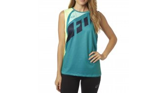 FOX Seca Tank Top no sleeve ladies-Tank Top jade