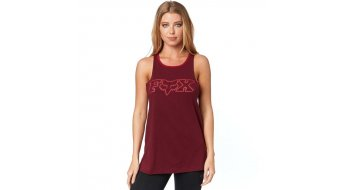 Fox Cortex Tank Damen Top Gr. XS cranberry