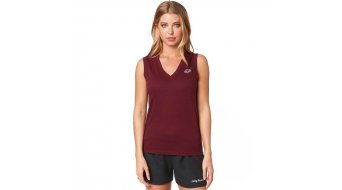Fox Worldwide Tank Damen Top cranberry