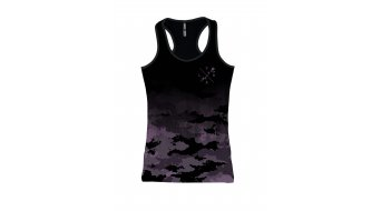 Loose Riders Lilac Camo Tank Top Señoras tamaño M purple/camo