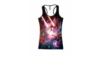 Loose Riders Pew-Pew Tank Top dámské purple/black