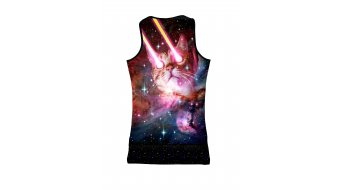 Loose Riders Pew-Pew Tank Top Damen Gr. S purple/black