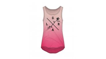 Loose Riders Fuschia Tank-Top Damen pink