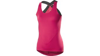 Mavic Sequence Twist Tank upper part no sleeve ladies-Top M