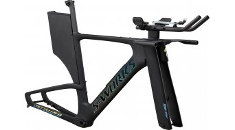 Specialized S-Works Shiv Disc 28 Triathlon Rahmenkit satin carbon/gloss holographic foil Mod. 2021