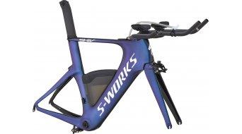 "Specialized S-Works Shiv Module 28"" Triathlon Rahmenkit chameleon/tarmac black/metallic wht silver Mod. 2018"