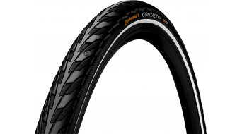 "Continental Contact 28"" Touring-copertone ECO25 nero/nero"