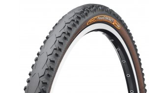 Continental TravelCONTACT Safety system Breaker Touring-City bike- wire bead tire black 3/180tpi