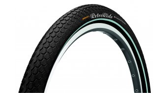 Continental RetroRIDE PunctureProTection Touring-Citybike-cubierta(-as) alambre 3/66tpi m. Reflexstreifen