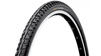 "Continental RIDE Tour 28"" Touring-Drahtreifen 47-622 (700x47C) ECO25 black/black Reflex"