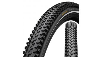 "Continental AT RIDE 28"" PunctureProTection Touring- wire bead tire 42-622 (28 x 1.6) black/black Skin Reflex 3/84tpi ECO25"
