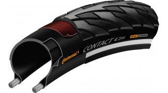 "Continental Contact 28"" Touring-Drahtreifen 47-622 (700x47C) ECO25 black/black Reflex"