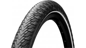 """Continental Contact Cruiser 28"""" Safety system Breaker Touring- wire bead tire (28 x Reflex 3/180tpi ECO25"""