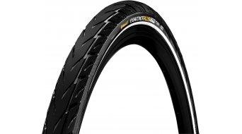 Continental Contact Plus City SafetyPlusBreaker Touring- wire bead tire x black/black Reflex 3/180tpi ECO50