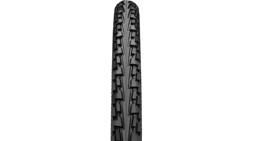 "Continental RIDE Tour 27"" Touring-Drahtreifen 32-630 (27x1 1/4) ECO25 black/black Reflex"