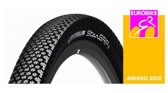 Michelin Stargrip Touring wire bead tire 37-622 black reflecting