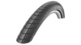 "Schwalbe Big Apple Performance 26"" Drahtreifen RaceGuard Endurance black reflex"