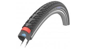 """Schwalbe Marathon GT Tour Performance 28"""" pneu classique DualGuard Endurance noir reflex"""