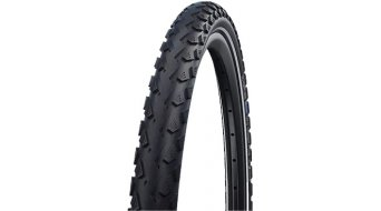 "Schwalbe Land Cruiser Plus Active 24"" cubierta(-as) alambre SBC PunctureGuard 50-507 (24x2.00) negro reflex"