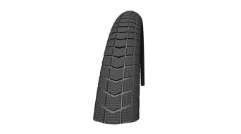 Schwalbe Big Ben 钢丝胎 Performance E-50 Endurance-Compound black-reflex