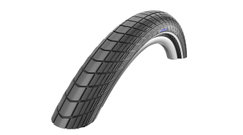 Schwalbe Big Apple Active KevlarGuard Drahtreifen SBC-Compound black-reflex Mod. 2017