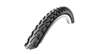 Schwalbe Land Cruiser 钢丝胎 Active K-Guard Twin-Skin SBC-Compound black