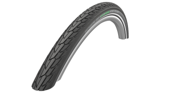 "Schwalbe Road Cruiser 12"" copertone Active K-Guard Twin-Skin 50-203 (12x2.00) Green Compound-Compound nero"