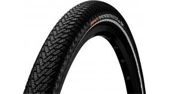 "Continental TopContact II winter premium 27.5"" Touring-folding tire 50-584 (27.5x2.00) ECO50 black/black Reflex"