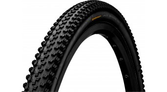 "Continental AT RIDE 28"" PunctureProTection Touring-folding tire 42-622 (28 x 1.6) black/black Skin 3/84tpi ECO25"