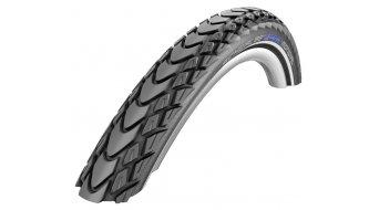 "Schwalbe 马拉松 Mondial Evolution 27.5"" 折叠轮胎 TRAVELSTAR DD_50-584_(27.5x2.00)_black_reflex"