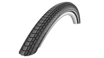 "Schwalbe Marathon Almotion 26"" pneu pliable Evolution Lite-Skin V-Guard E-25 55-559 (26x2.15) OneStar-Compound black-reflex"