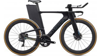 "Specialized S-Works Shiv Disc 28"" Triathlon Велосипед, размер satin carbon/gloss holographic foil модел 2020"