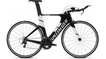 Specialized Shiv Elite Triathlon Komplettbike gloss carbon/white Mod. 2016