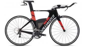 Specialized Shiv Expert 28 Triathlon bike carbon/rocket red 2017