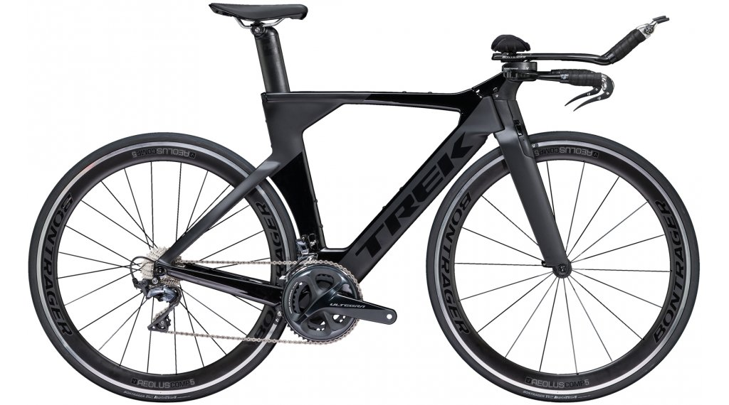Trek Speed Concept 28″ Triathlon bici completa . matte/gloss trek nero mod. 2021